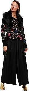 Lee Cooper Cardigan Jacket for Women, Black