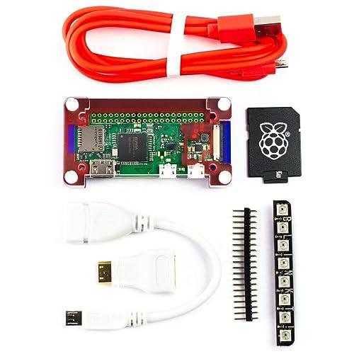 Kit de démarrage Raspberry Pi Zero W