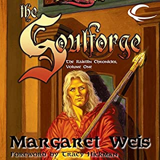 The Soulforge cover art