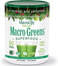 thrive raw green superfood for her
