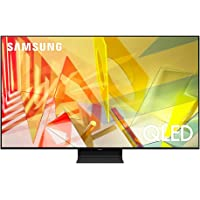 Deals on Samsung QN55Q90TAFXZA 55-inch QLED 4K UHD HDR Smart TV