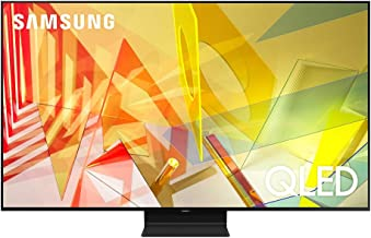 SAMSUNG 65-inch Class QLED Q90T Series - 4K UHD Direct Full Array 16X Quantum HDR 16X Smart TV with Alexa Built-in (QN65Q9...