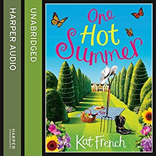 One Hot Summer                   By:                                                                                                                                 Kat French                               Narrated by:                                                                                                                                 Penelope Rawlins                      Length: 9 hrs and 56 mins     69 ratings     Overall 4.7