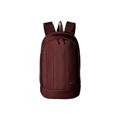 Nike Legend Training Backpack (Burgundy Crush/Burgundy Crush/Black) Backpack Bags