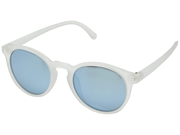 Sunski Dipseas Lifestyle Collection (Frosted/Sky) Sport Sunglasses