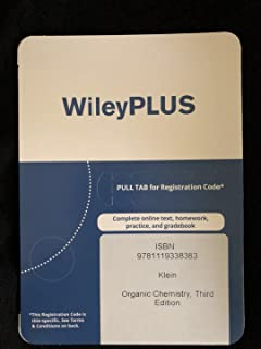 Best wileyplus organic chemistry access code Reviews