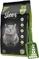 Skoon® : Arena Premium con Diatomax® para Gatos + Pala Especial