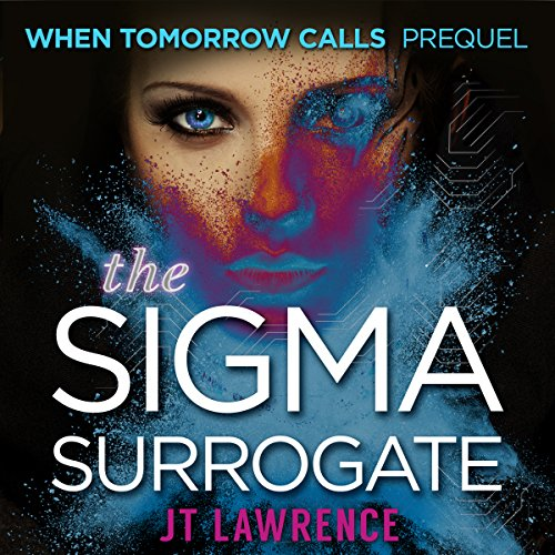 The Sigma Surrogate audiobook cover art