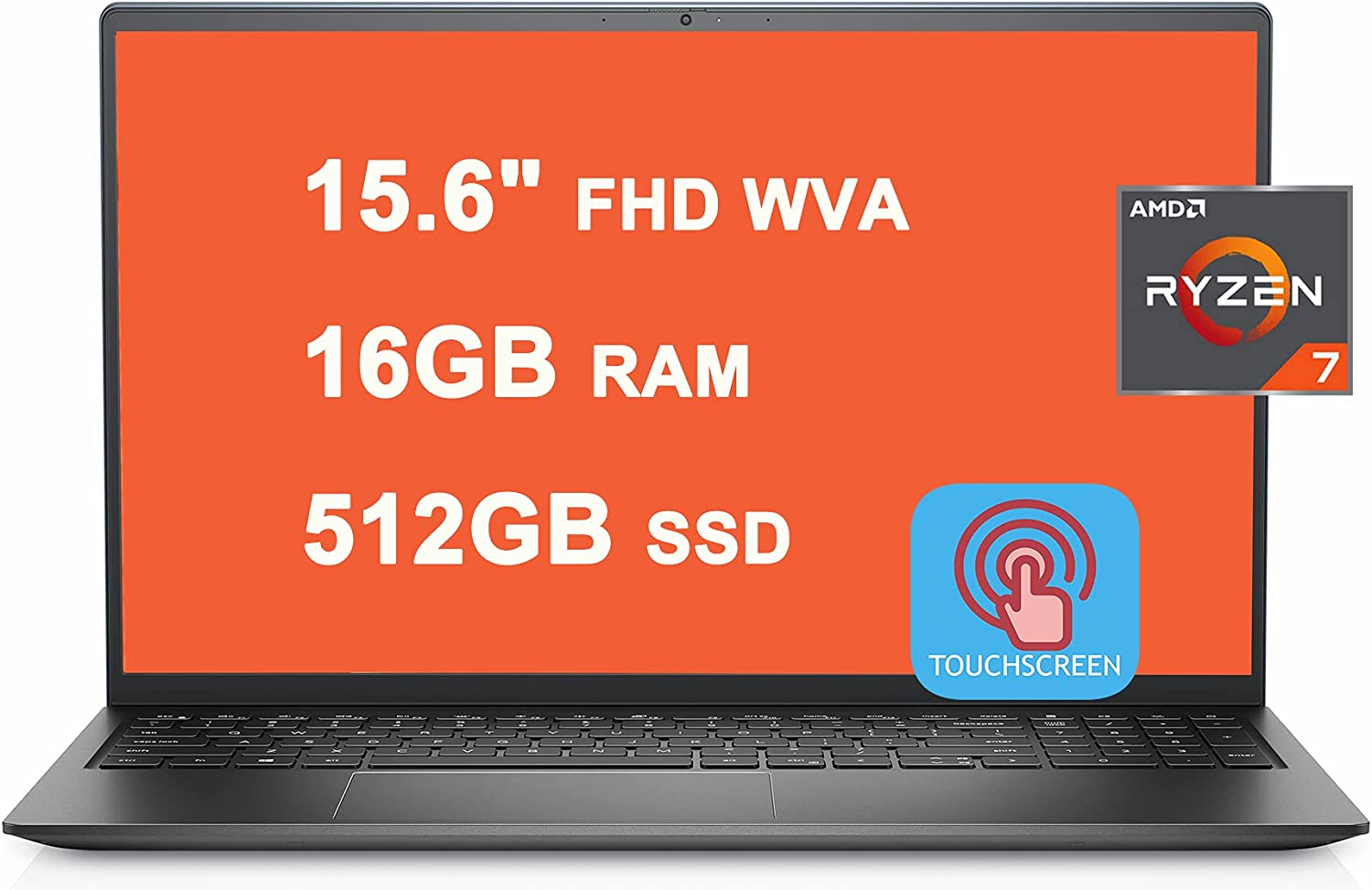 Dell Flagship Inspiron 15 5000 5515 Laptop 15.6