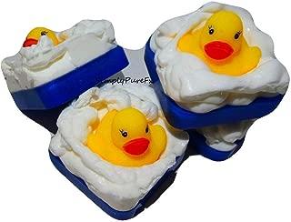 Natural Rubber Duck Soap Lavender SimplyPureFx