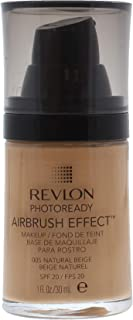 Revlon PhotoReady Airbrush Effect Foundation, 005 Natural Beige