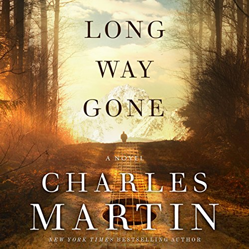 Long Way Gone audiobook cover art