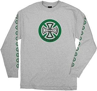 Trucks Hollow Cross Men's Long Sleeve T-Shirt - Athletic Heather - Medium