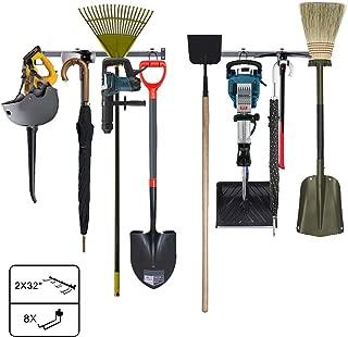 wall organizer for garden tools