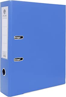 Atlas A4 Box File - Blue