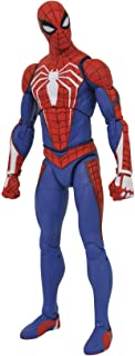 Marvel Select: Spider-Man (Playstation 4 Version) Action Figure