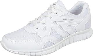 Slazenger Acar Mens Spor Ayakkabı, Beyaz (Beyaz 000)