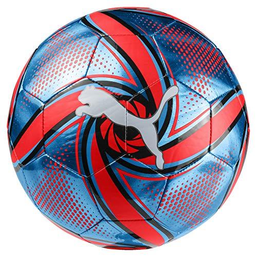 PUMA Future Flare Fußball Bleu Azur-Red Blast-Black 3