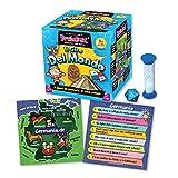 The Green Board Game Co. Brainbox–World (Italiano)...