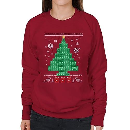 Cloud City 7 Under The Christmas Tree Kids Sweatshirt