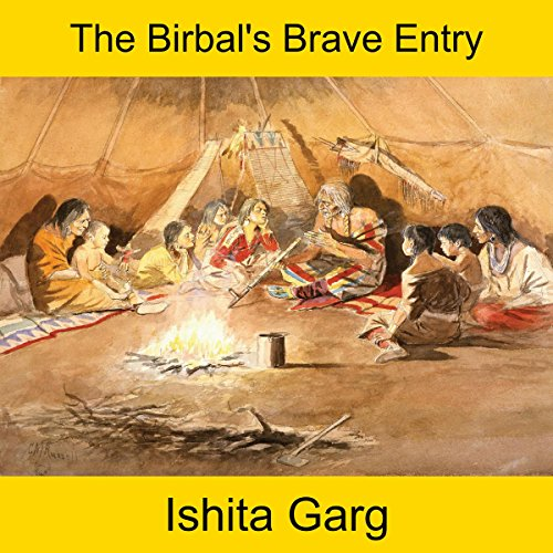The Birbal's Brave Entry audiobook cover art