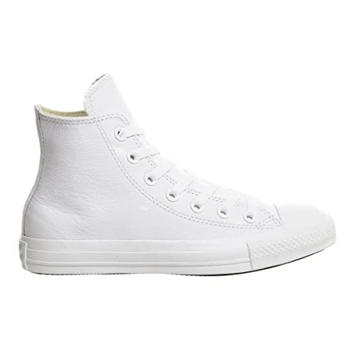 Converse Women s Chuck Taylor All Star Leather High Top Sneaker a91dd00e9