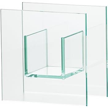Clay製フレーム:Glass frame(ガラス・フレーム) 生花アレンジ、プリザーブドフラワー用花器。インテリアにも。