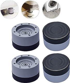 Shock and Noise Cancelling Washing Machine Support, almohadillas antivibración para lavadora y secadora, almohadillas para...