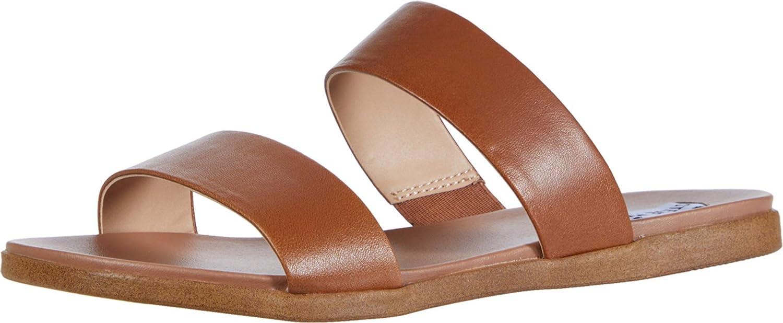 Steve Madden Women's Dual Flat Sandal