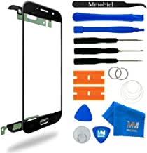 MMOBIEL Front Glass Replacement Compatible with Samsung Galaxy A5 (2017) A520 (Black) Display Touchscreen incl Tool Kit