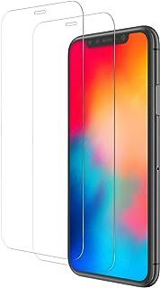 NIMASO ガラスフィルム iPhone11Pro / Xs/X 用 強化 ガラス 液晶 保護 フィルム 2枚セット