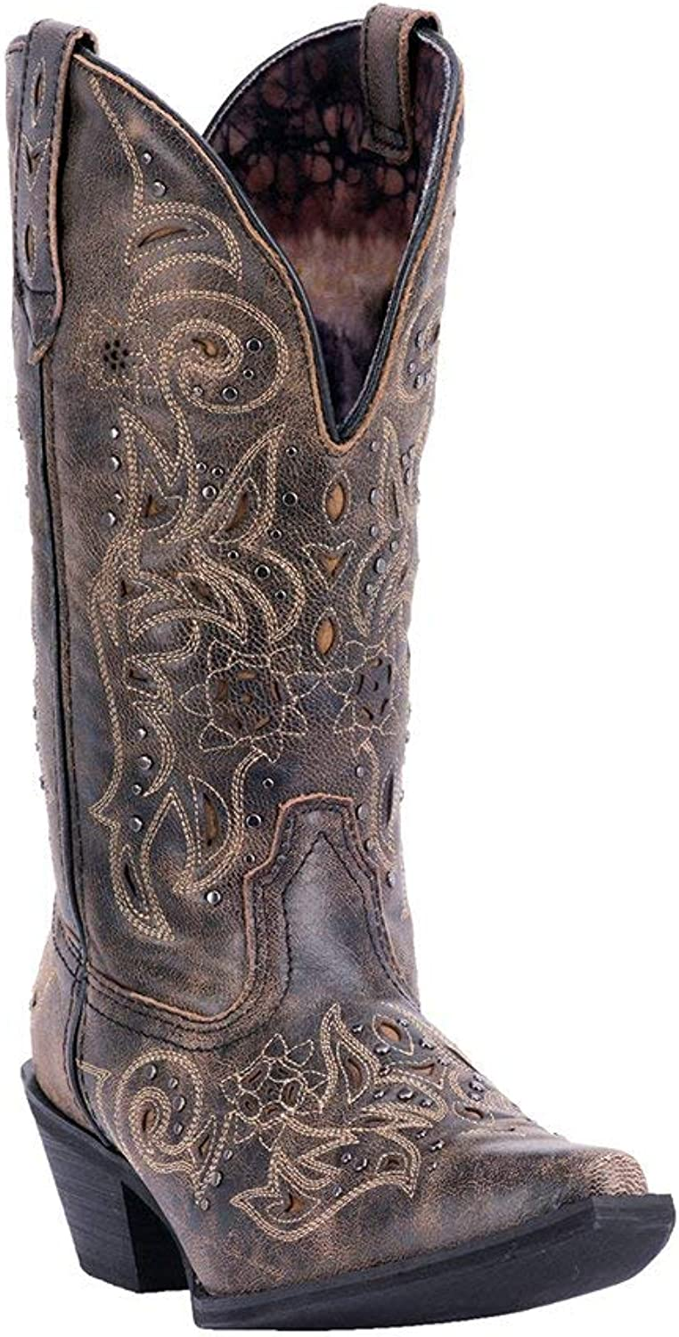 Laredo Women's Scandalous Cowgirl Boot Snip Toe