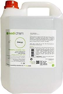 Cibarub Alcohol Isopropyl 70% Solution 5L