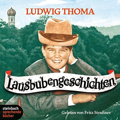 Lausbubengeschichten audiobook cover art