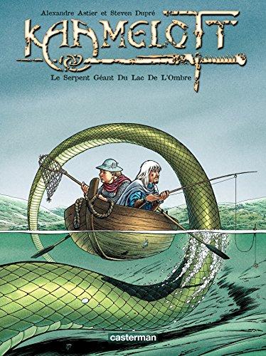 Kaamelott (Tome 5) - Le Serpent Géant Du Lac De L'Ombre