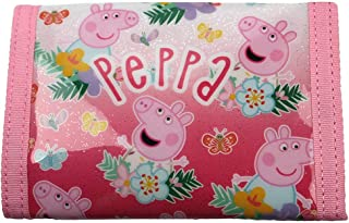 Peppa Pig Kids/Childrens All Over Print Wallet