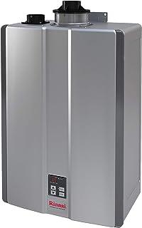 Rinnai RUR Series Sensei SE+ Tankless Hot Water Heater: Indoor Installation - RUR199iN, Natural Gas/11 GPM