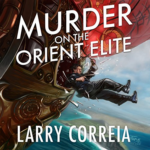 Murder on the Orient Elite cover art
