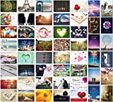 Postkarten Hochzeit 52 Wochen - 52 Postkarten - Ein Jahr lang jede Woche eine Karte - Hochzeitsgeschenk und kreative Alternative zum Gästebuch - Hochzeit Postkarten Spiel - von Sophies Kartenwelt