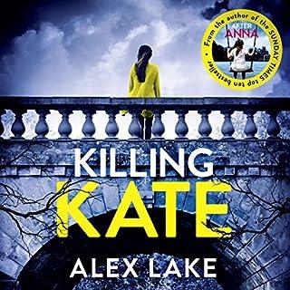 Killing Kate cover art