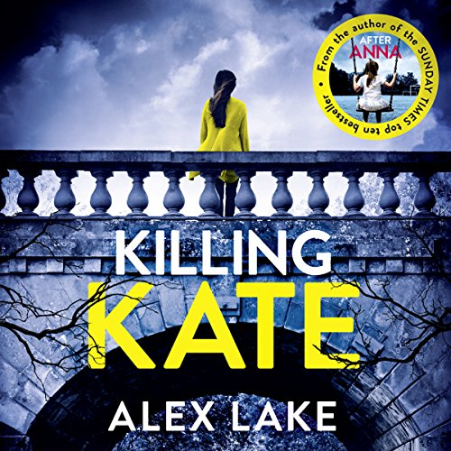 Killing Kate audiobook cover art
