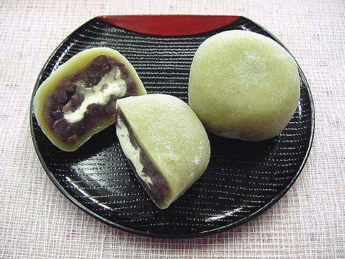 <冷凍>小城製粉 抹茶オレ大福 216個