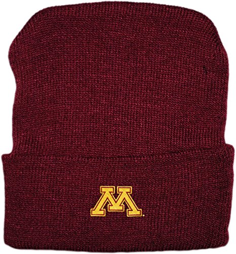 Creative Knitwear University of Minnesota Golden Gophers Newborn Knit Cap