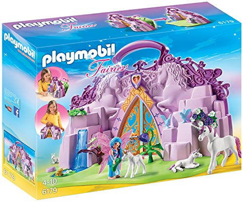 Playmobil 6179 - Einhornköfferchen Feenland