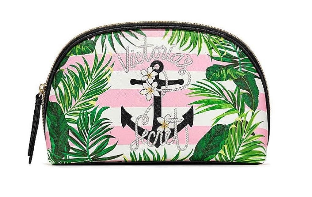 蛇行衣服蜜VICTORIA'S SECRET (ヴィクトリアシークレット) ポーチ ビッグサイズ VS Paradise Glam Bag [並行輸入品]