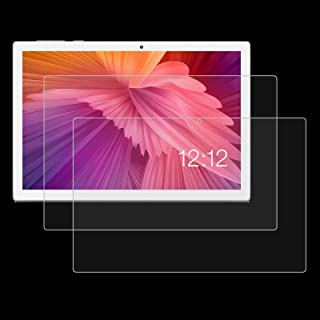 SHUHAN Tablet Accessories 2 PCS 9H 2.5D Explosion-proof Tempered Glass Film for Teclast M30