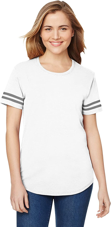 Gildan Womens Heavy Cotton Victory T-Shirt (G500VTL)