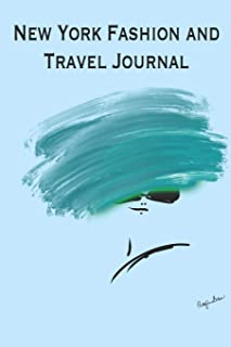 New York Fashion and Travel Journal: This little journal can accompany you on your city break to this fabulous city. The  inner pages are the trendy ... you plenty of room for sketching and writing.