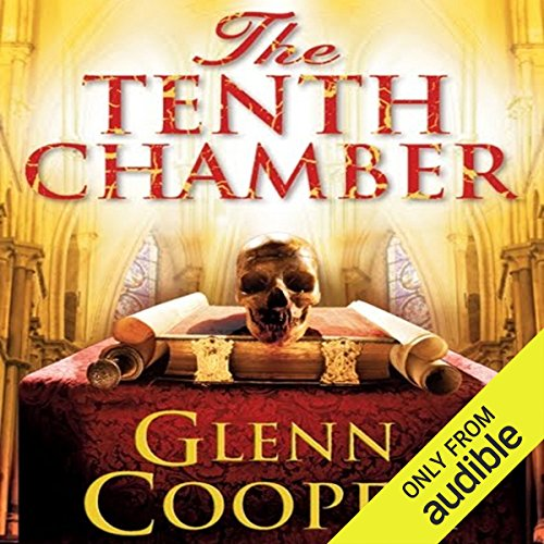The Tenth Chamber audiobook cover art