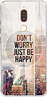 Nokia X6(2018) Don'T Worry Just Be Happy, Zoot Designer Phone Covers